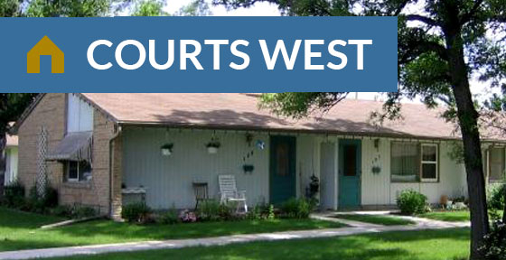 courts west